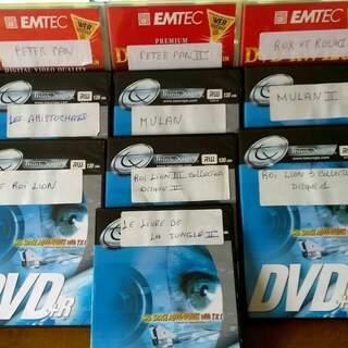 DVD ENFANTS COPIE