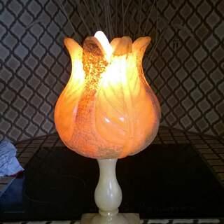 Lampe en Onyx