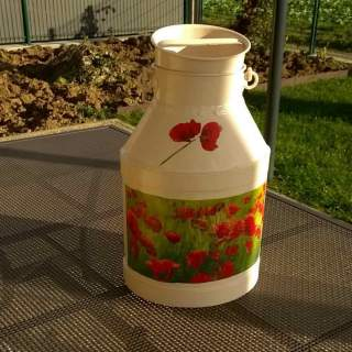 POT A LAIT RETRO