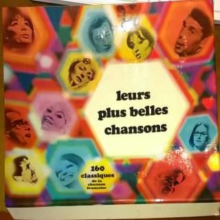 160 CLASSIQUES DE LA CHANSON FRANCAISE