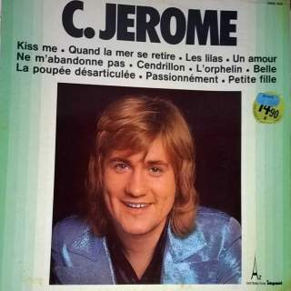C JEROME ALBUM 33 T