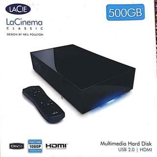 LACINEMA 500 GB