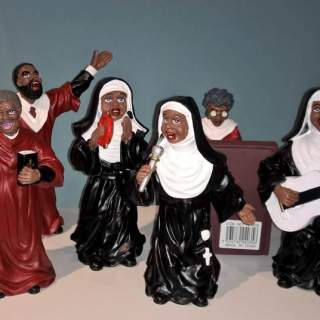 FIGURINES GOSPEL